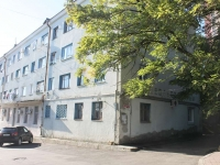 Tuapse, Poletaev st, house 27. Apartment house