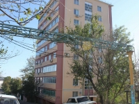 Tuapse, Poletaev st, house 33. Apartment house