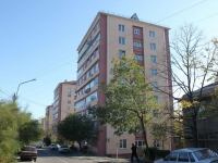 Tuapse, Poletaev st, house 39. Apartment house