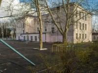 图阿普谢, 学校 №7, Poletaev st, 房屋 10