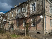 Tuapse, Poletaev st, house 13. Apartment house