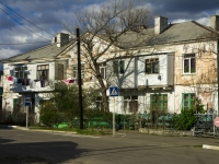 Tuapse, Poletaev st, house 14. Apartment house