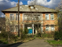 Tuapse, Poletaev st, house 28. Apartment house
