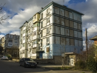 Tuapse, Poletaev st, house 30. Apartment house