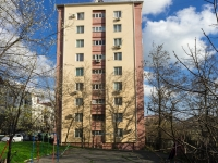 Tuapse, Poletaev st, house 35. Apartment house
