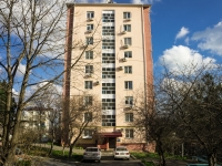 Tuapse, Poletaev st, house 37. Apartment house