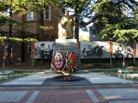 Туапсе, памятник Неизвестному солдатуулица Полетаева, памятник Неизвестному солдату