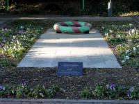 Туапсе, памятный знак Земля рубежей обороныулица Полетаева, памятный знак Земля рубежей обороны