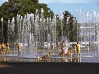 图阿普谢,  . 喷泉