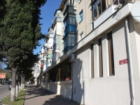 Tuapse, Frunze st, house 24. Apartment house