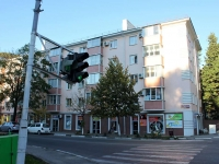 Tuapse, Frunze st, house 69. Apartment house