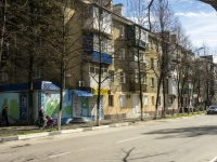 Tuapse, Frunze st, house 4. Apartment house with a store on the ground-floor