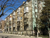 Tuapse, Frunze st, house 6. Apartment house