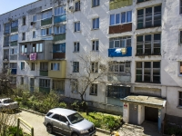 Tuapse, Frunze st, house 34. Apartment house