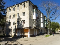 Tuapse, Frunze st, house 35. Apartment house