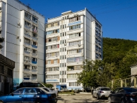 Tuapse, Frunze st, house 38. Apartment house