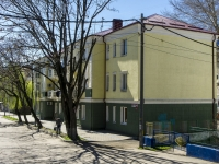 Tuapse, Frunze st, house 49. Apartment house