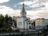 Tuapse, temple Архистратига Михаила, Frunze st, house 28В