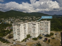 Tuapse, Zvezdnaya st, house 51. Apartment house