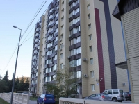 Tuapse, Kalarash st, house 3Б. Apartment house