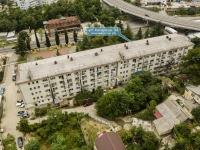Tuapse, Kalarash st, house 3А. Apartment house