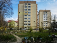Tuapse, Kirichenko st, house 4А. Apartment house