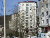 Tuapse, Leningradskaya st, house 7. Apartment house
