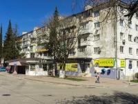 Туапсе, Новороссийское шоссе, дом 4. многоквартирный дом