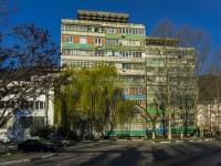 Туапсе, Новороссийское шоссе, дом 3 к.2. многоквартирный дом