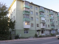 Tuapse, Sochinskaya st, house 60. Apartment house