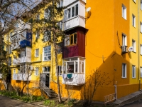 Tuapse, Sochinskaya st, house 66. Apartment house