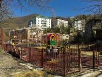 Туапсе, улица Кошкина. детская площадка