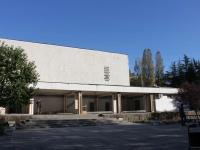 Tuapse, theatre Юного зрителя, Tamanskaya st, house 18