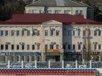 Туапсе, улица Горького, дом 4. офисное здание