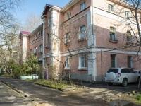 Туапсе, улица Горького, дом 5. многоквартирный дом