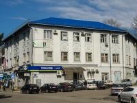 """Туапсе, банк ОАО """"Уралсиб"""", улица Горького, дом 12"""