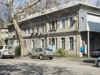Туапсе, улица Горького, дом 14. многоквартирный дом
