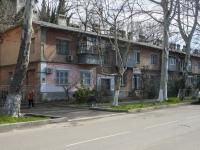 Туапсе, улица Горького, дом 16. многоквартирный дом