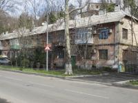 Туапсе, улица Горького, дом 18. многоквартирный дом