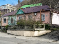 Tuapse, Gorky st, house 22. Apartment house