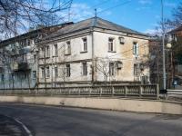 Туапсе, улица Горького, дом 24. многоквартирный дом