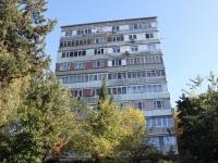 Туапсе, улица Черноморская, дом 2. многоквартирный дом