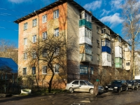 Tuapse, Depovskaya st, house 10. Apartment house