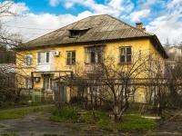 Туапсе, улица Деповская, дом 9. многоквартирный дом