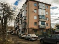 Туапсе, улица Деповская, дом 13. многоквартирный дом