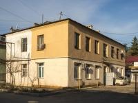 Туапсе, улица Деповская, дом 15. многоквартирный дом