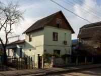 Туапсе, улица Деповская, дом 18. индивидуальный дом