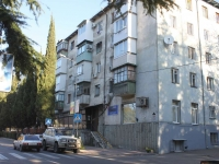 图阿普谢, Lenin st, 房屋 6. 公寓楼