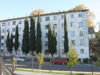 Tuapse, Lenin st, house 8. Apartment house