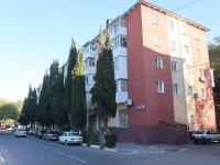 图阿普谢, Lenin st, 房屋 10. 公寓楼